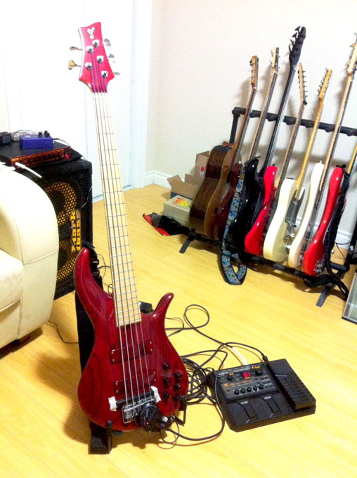 roland gk3b and gr20